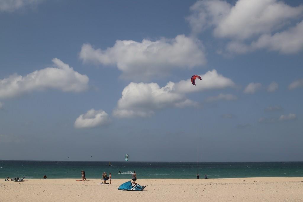 Beach of Tarifa
