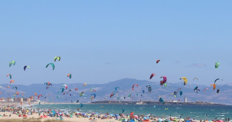 Why Is Tarifa World's Best Kitesurf Town