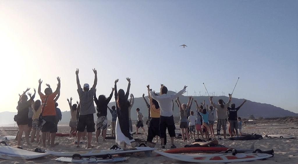 The people of Tarifa