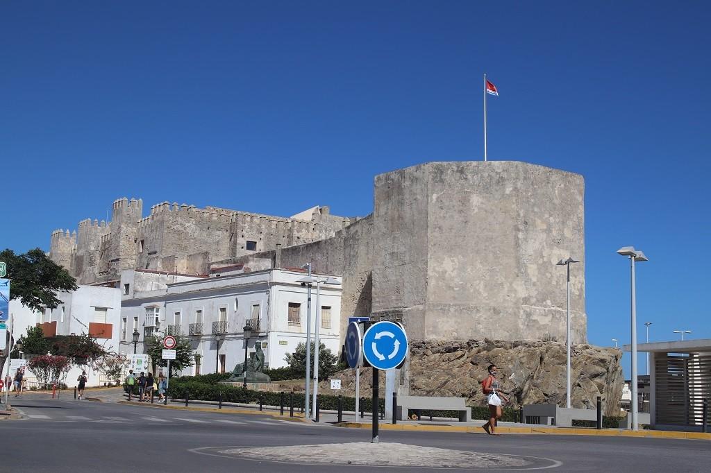 Castle Of Guzman El Bueno in Tarifa