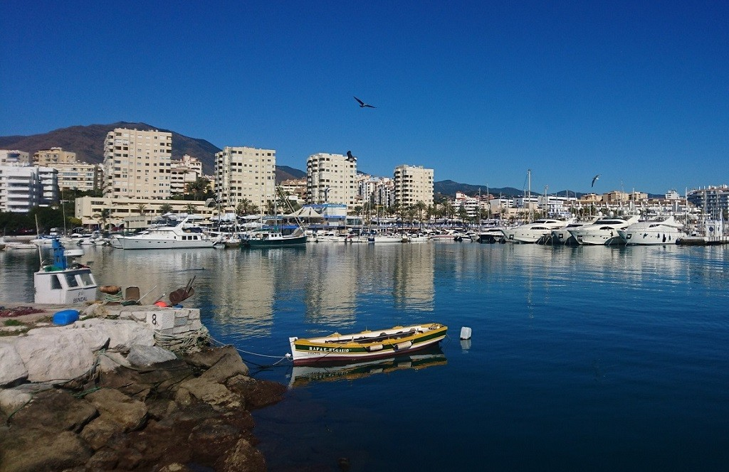 Port Hopping In Andalucia
