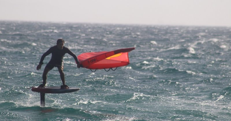 Tarifa Spain | Why Is Wing Foil The New Craze