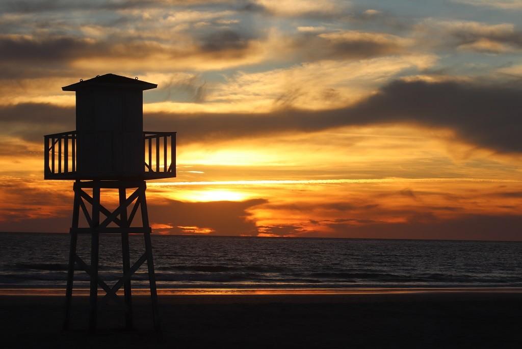 Sunset Photo Of Tarifa