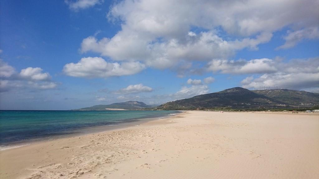 Los Lances Beach In Tarifa