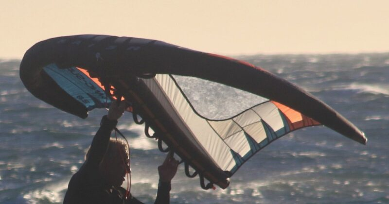 What Is A Wing Surfer? A Product Or A Person?