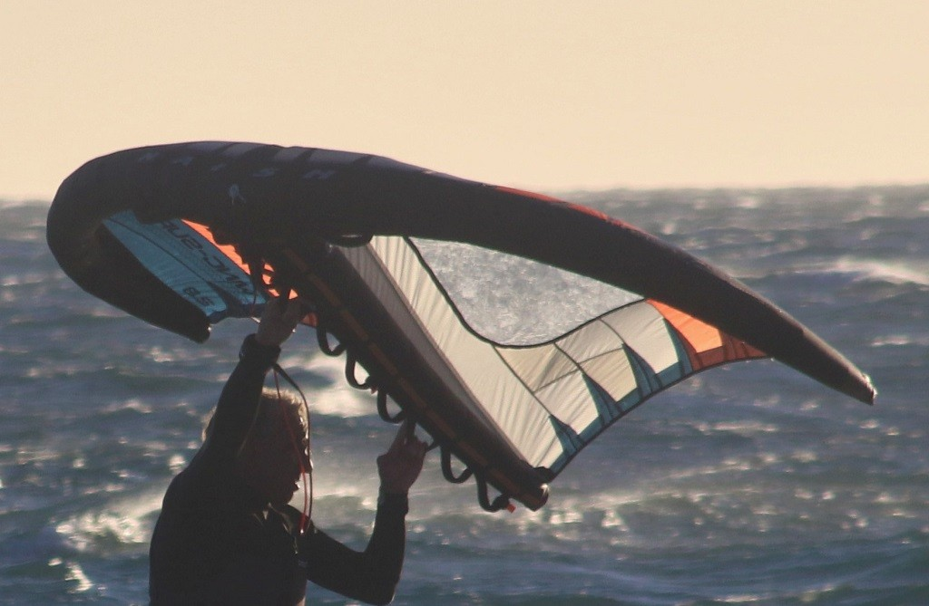 Wing Surfer
