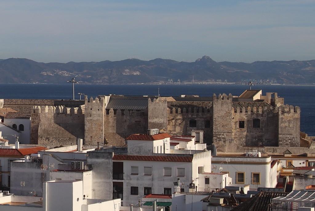 Castle Guzman el Bueno In Tarifa
