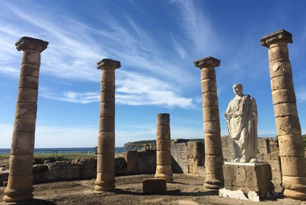 Roman Ruins Baelo Claudia in Tarifa
