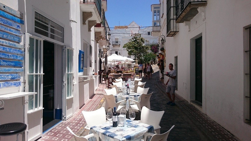 Photo Gastronomy In Tarifa