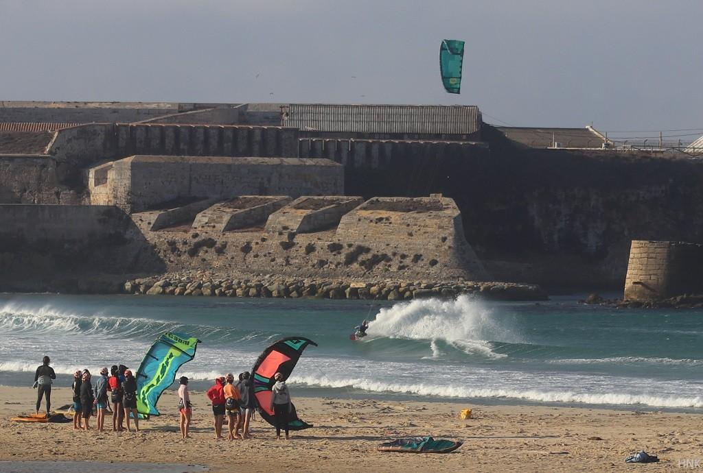 Full Power Kite Fest In Tarifa Big Air