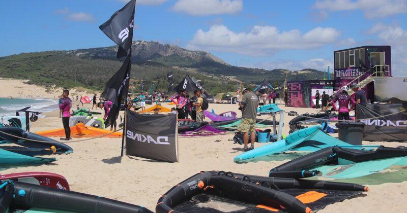 Photos Spain Wing Foil League Race In Tarifa