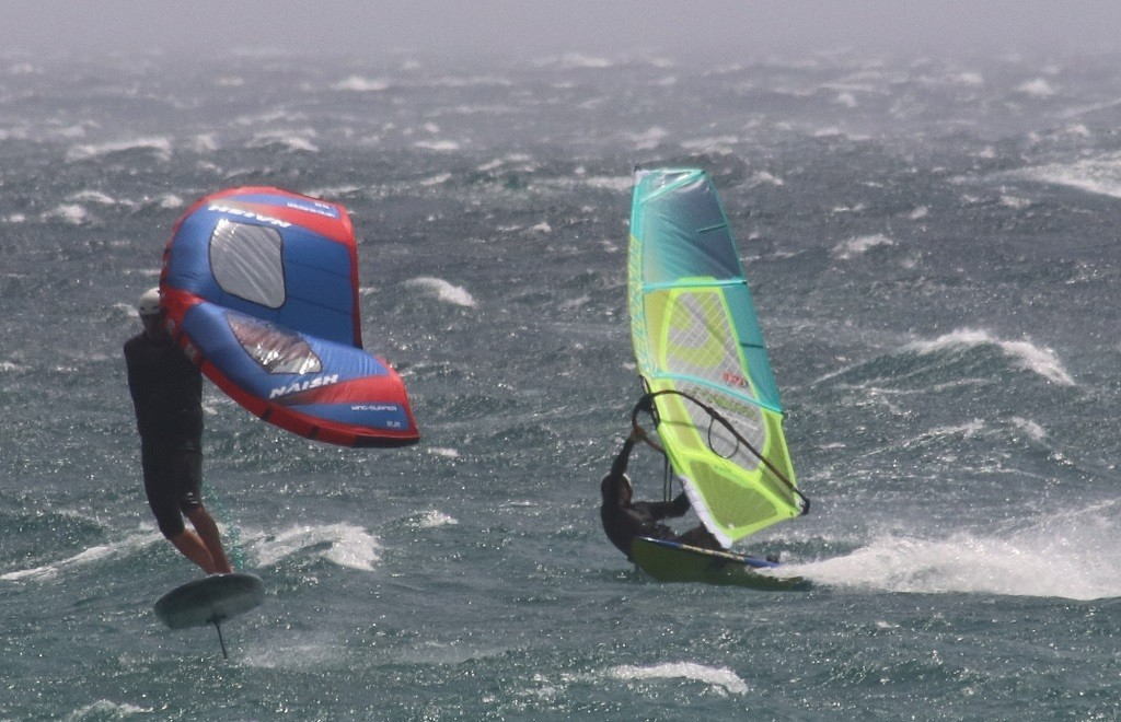 Photo Chasing The Wind In Tarifa